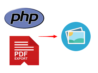 php 将 pdf 转成图片且将图片拼接